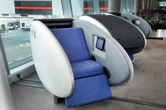 gosleep pod (image: courtesy gizmag)