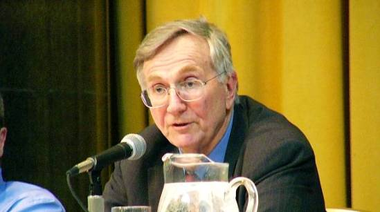 Seymour Hersh by Marjorie Lipan via Flickr